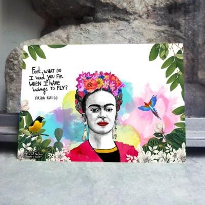Ilustração Frida Kahlo 02