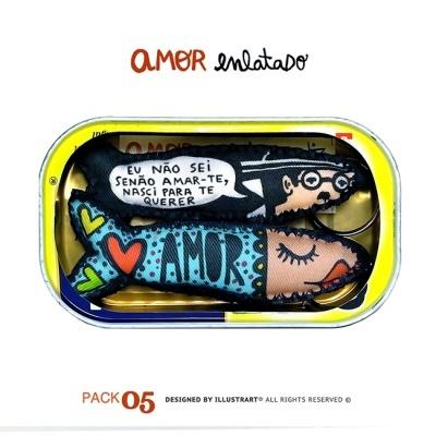 AMOR ENLATADO PACK 05