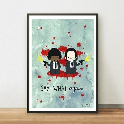 Poster Jules & Vincent