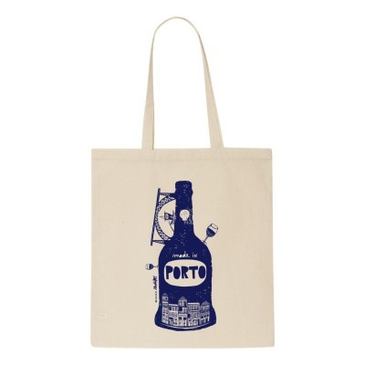 tote bag vinho do  porto