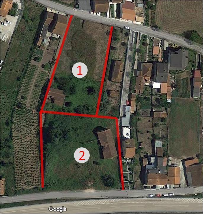 Terreno Urbano em Ribeira de Frades com 3500m2