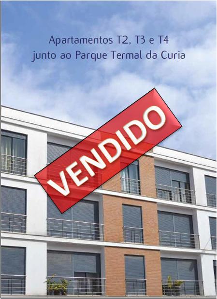 Prédio Para Venda, Apartamentos T2, T3 e T4 Novos na Curia - Anadia