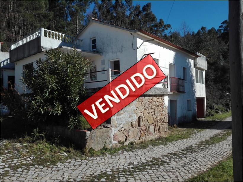 Moradia Isolada T3 em Carvalhal da Serra - Penela