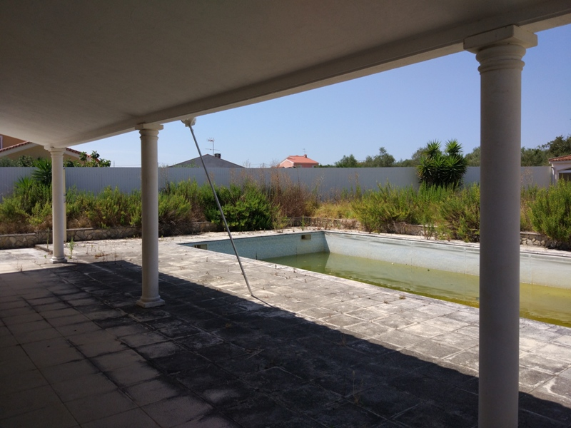 Moradia T4 c/ Piscina no Zambujal - Cantanhede