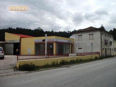 Imóvel do Banco - Stand Automóvel c/ Oficina e Casa Hab. em Miranda do Corvo