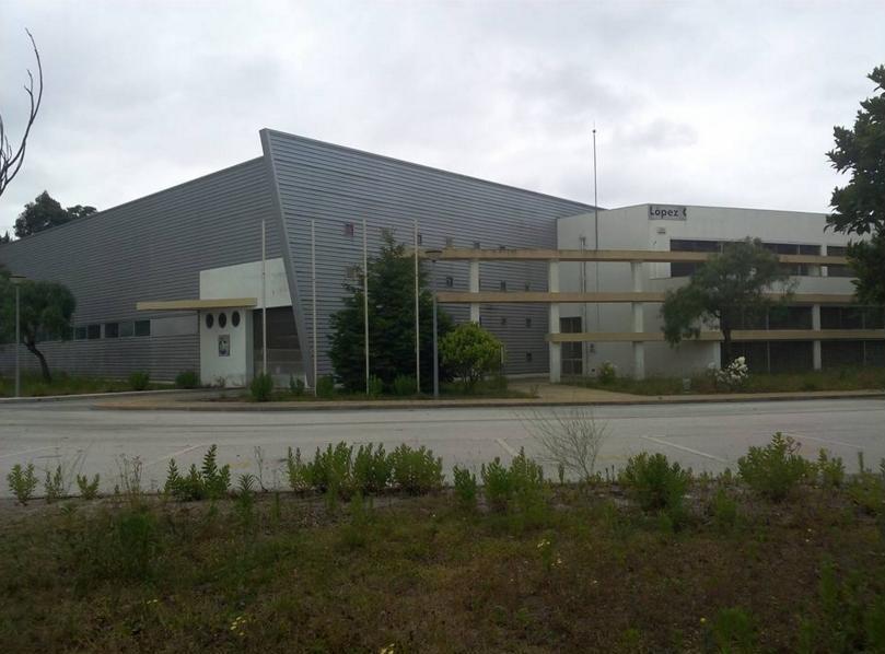 Imóvel do Banco - Armazém Industrial na Zona Industrial Cantanhede