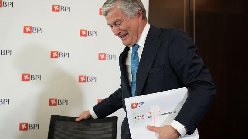 BPI obtém lucros de 366,1 milhões no semestre
