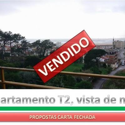 IMÓVEL DO BANCO - Apartamento T2 com vistas de mar