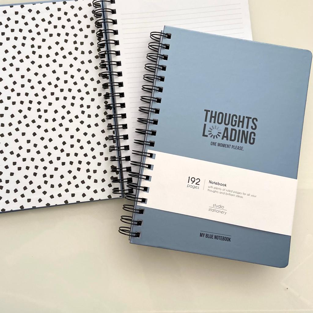 Notebook Thoughts Loading