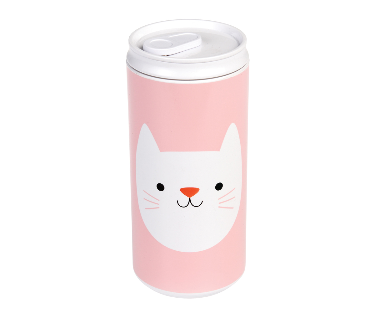 Copo Tipo Lata 330ml | Cookie The Cat