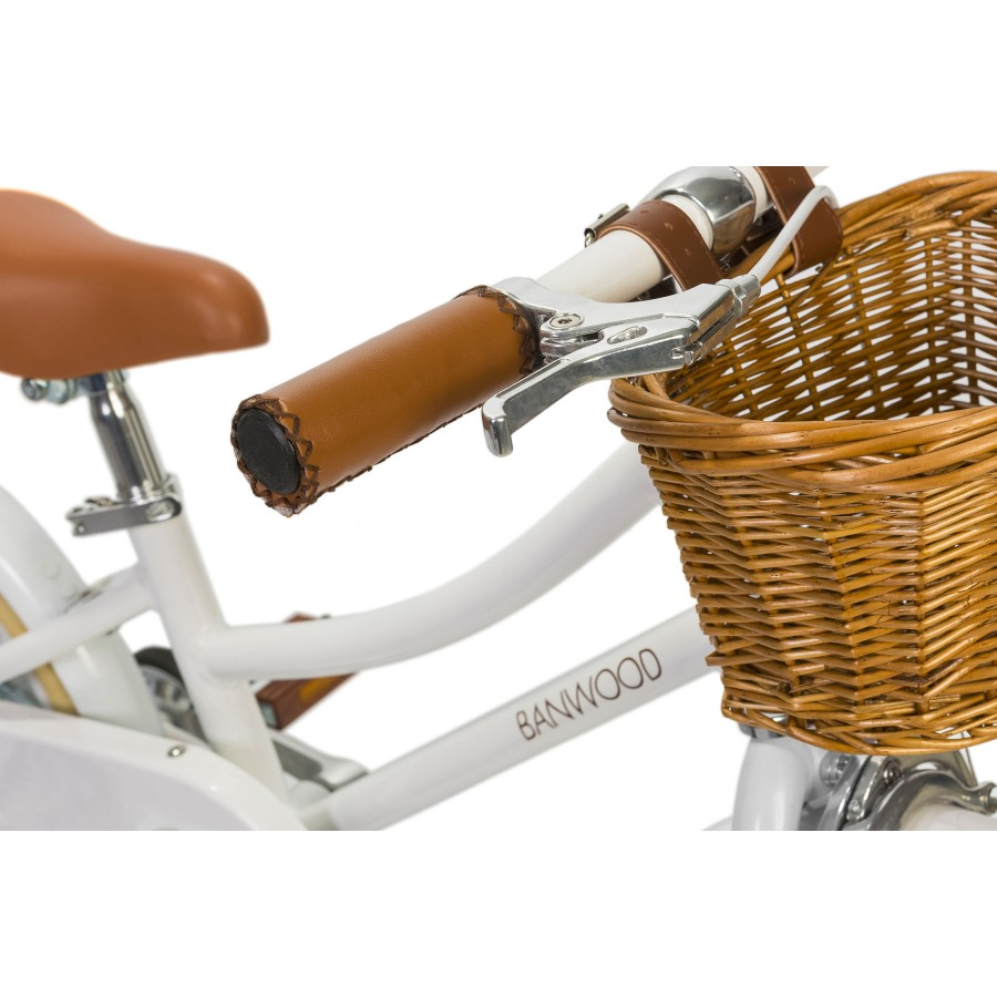 CLASSIC BICYCLE | WHITE