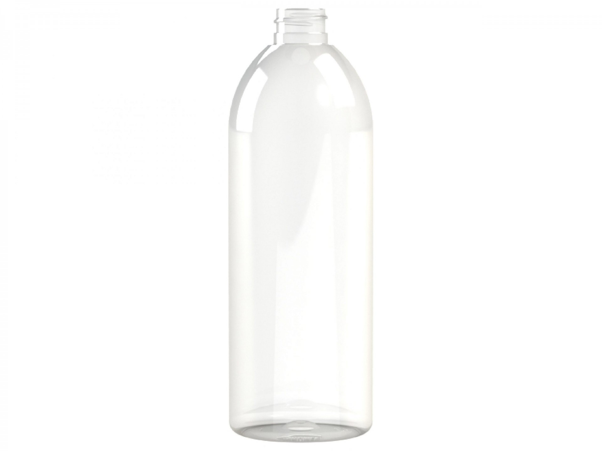 Frasco PET 750ml M1 cilíndrico 28/410