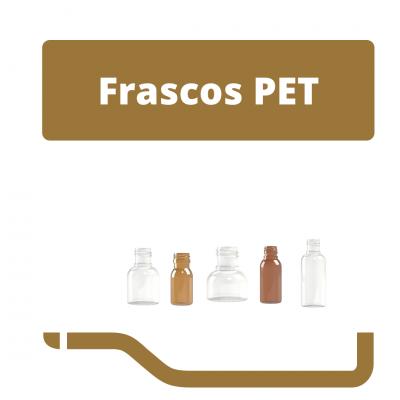 Frascos PET