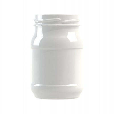 Frasco PET 225ml B/L 58 cilíndrico