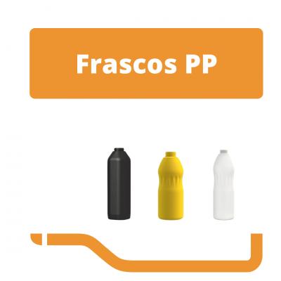 Frascos PP