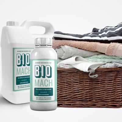 Detergente de roupa biológico - Biomach Super 1L