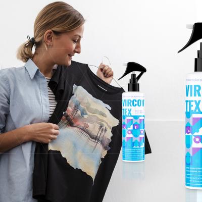 Desinfetante tecidos e roupa - Vircov tex