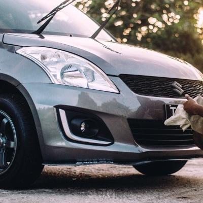 Cera para automóveis - CAR SEC