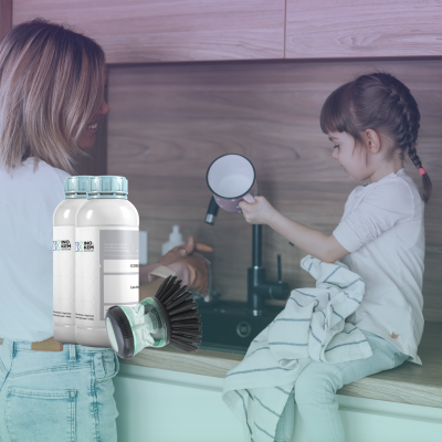 2L Detergente Desinfetante loiça OFERTA escova doseadora