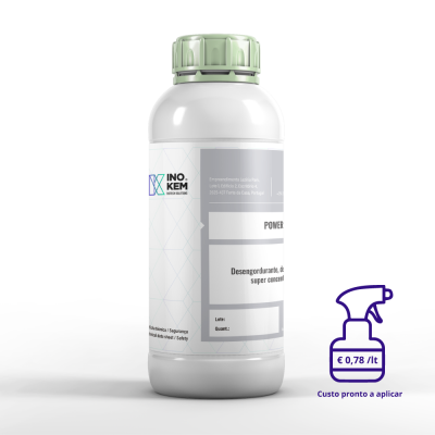 Desengordurante e Desinfectante 1L - Power