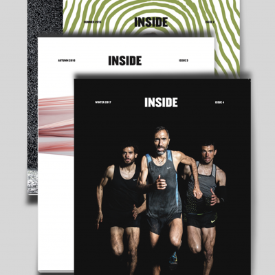 INSIDE Running as a lifestyle - Subscription