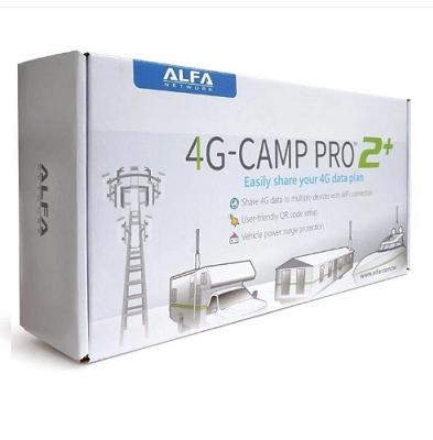 ALFA 4G CAMP PRO2+