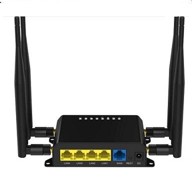 ZBT-WE826-T2 - 4G em autocaravanas - Router Wifi com modem 4G