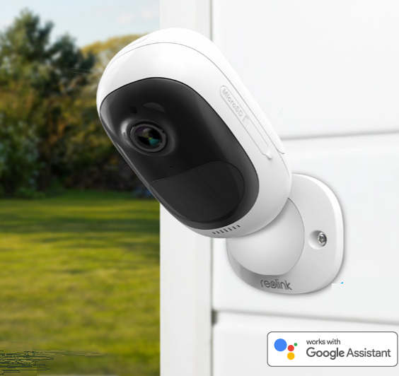 Reolink Argus 2  -  Câmera de vigilância 100% sem fios com Wifi e bateria