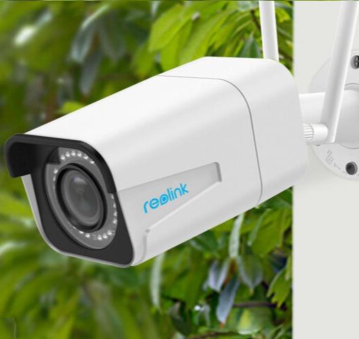 Reolink RLC-511W - 5 MP - Câmera Wifi 2.4 GHz/5GHz com Zoom 4X
