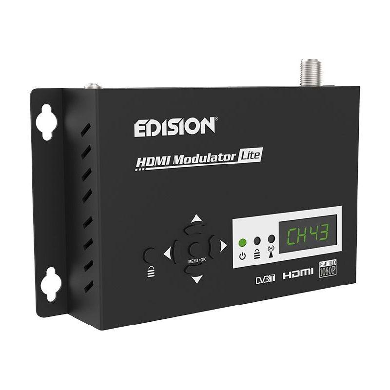 Modulador Edision HDMI Lite Único para DVB-T