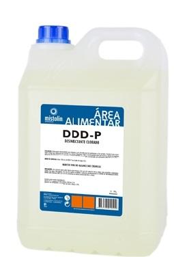 MISTOLIN - Detergente Desinfectante Clorado (DDD-P)