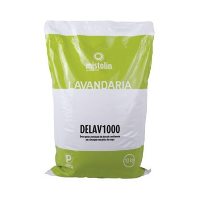 MISTOLIN - Detergente de Roupa em Pó (DELAV 1000)