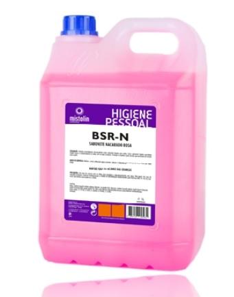 MISTOLIN - Sabonete Liquido Nacarado Rosa (BSR-N)