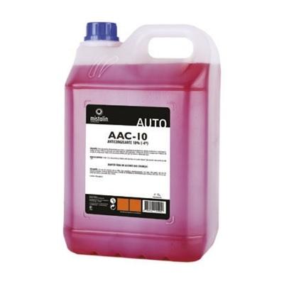 MISTOLIN - AntiCongelante Radiador 10% (-4º) (AAC-10)