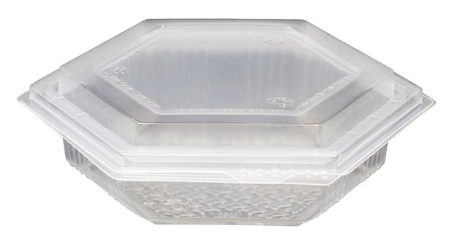 Forma Plástica Microondas M-5000