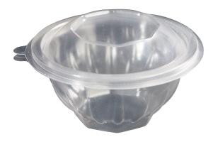 Forma Plástica Microondas R250 PP
