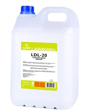 MISTOLIN - Detergente Liquido para Roupa Marselha ( LDL-20)