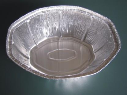 Forma de Alumínio Oval