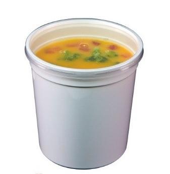 Taça Sopa 1000 ml com tampa