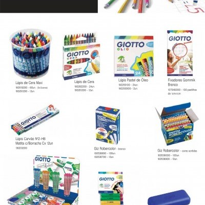 Material GIOTTO