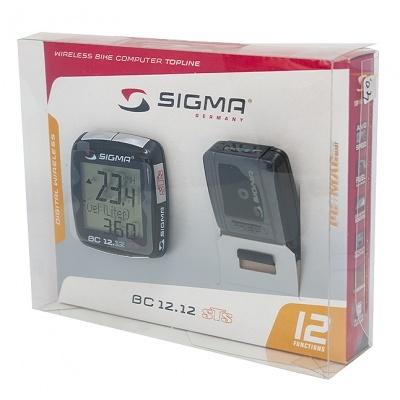 Conta Kms - Sigma BC 12.12 STS