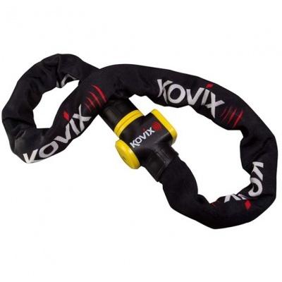 Corrente Kovix com cadeado e alarme