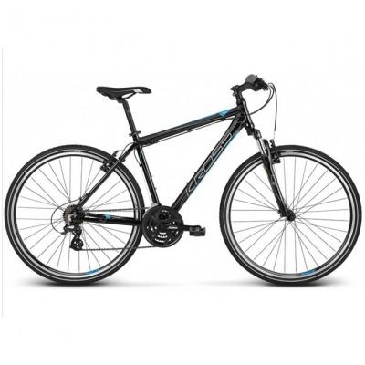 Bicicleta Kross Evado 2.0 Black-Blue