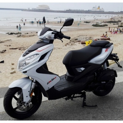 Vortex Scooter  AXIS 125 CM3