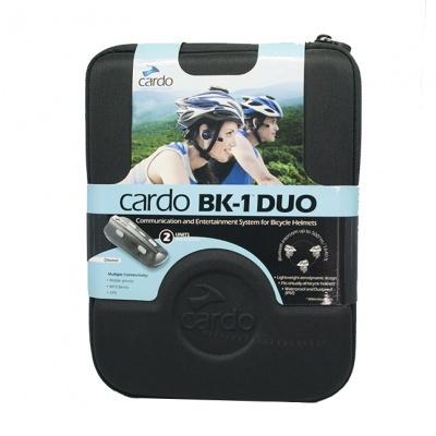 Intercomunicador Cardo BK - 1 Duo (bicicleta)