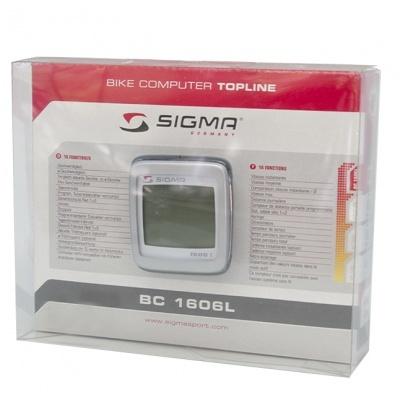 Conta Kms - Sigma BC 16.06L