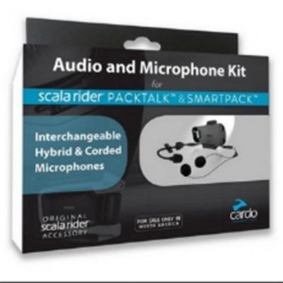 Kit audio Cardo