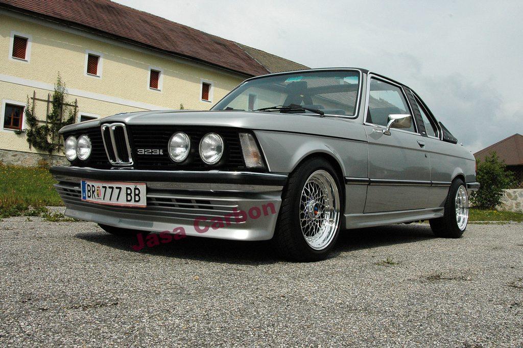 BMW E21 BBS FRONT SPOILER