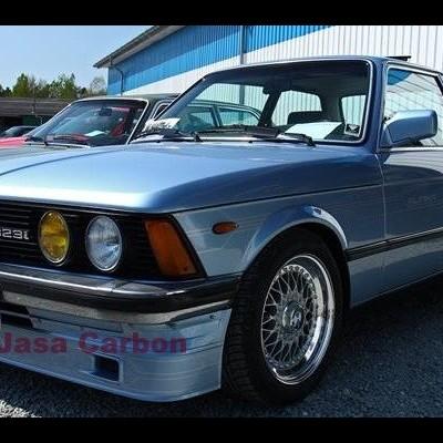 BMW e21 Front Lip ALPINA