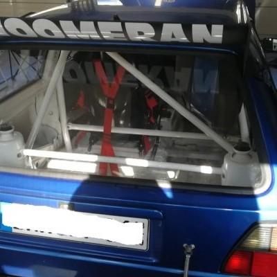 Spoiler Voomeran Mk2 Golf Cup Wing